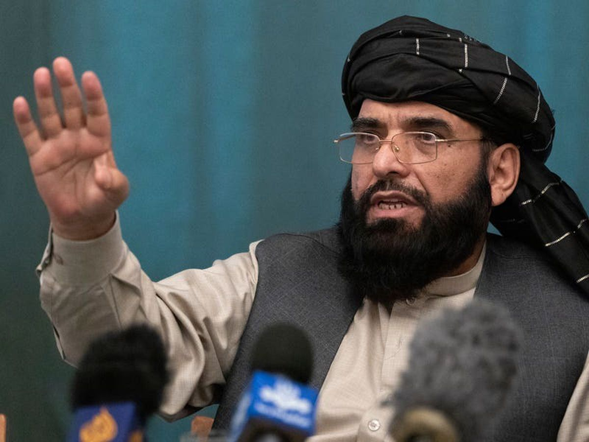 Taliban says Afghan president must go in order to reach peace deal