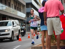 Williams is just in time to go top of Island 5k rankings