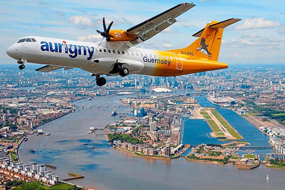 Aurigny scraps London City route to cut losses