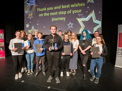 College of FE honours its best students