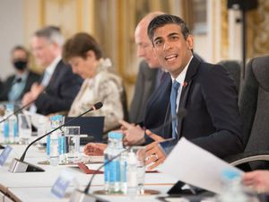 UK Chancellor Rishi Sunak has hailed a tax agreement by G7 nations. (29624074)