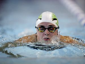 Picture By Peter Frankland. 01-10-16 Swimming. GASA 100m Sprint Gala. Sarah Whitchurch, 29. (25444404)
