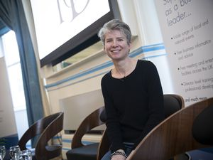 Meriel Lenfestey is the IOD Guernsey lead on digital connectivity. (Picture by Peter Frankland, 29242730)