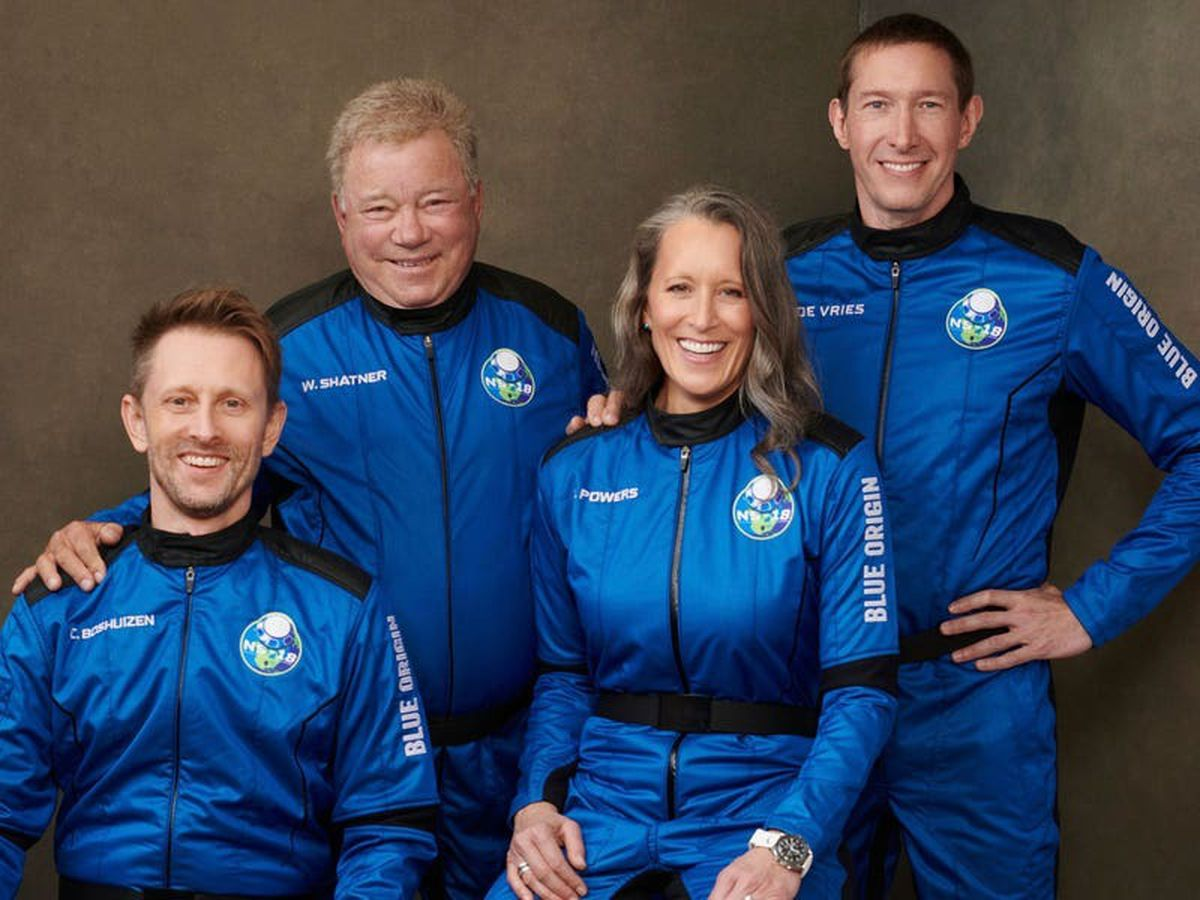 Star Trek's William Shatner ready for new space adventure