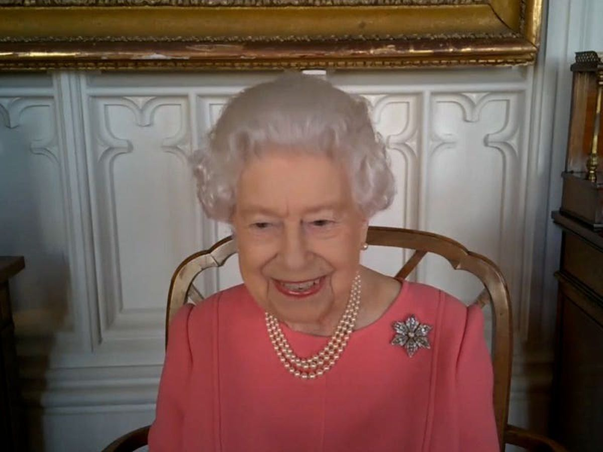Queen calls on people hesitant about vaccination to think about others