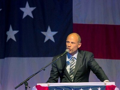 Avenatti discusses policy views as he weighs up 2020 presidential bid