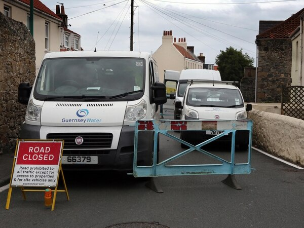 Major sewer works set to close Grand Bouet