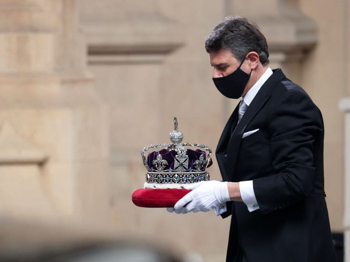 Shorter Queen's Speech for scaled-down ceremony