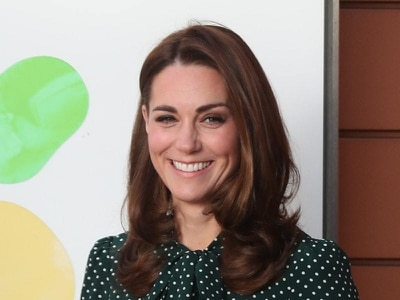 Kate named new patron of children's hospital ahead of visit
