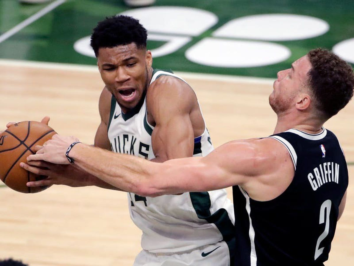 Milwaukee Bucks clinch play-off spot with victory over Brooklyn Nets