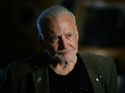Buzz Aldrin sues children over alleged misuse of finances