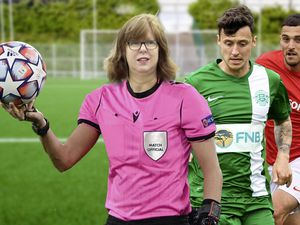 The boss: Dr Nicola Brink will be the ref on whether there is a 2021 Muratti.(Montage by Peter Frankland, 29375661)