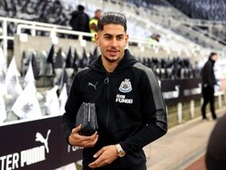This training-ground goal from Ayoze Perez is absolute filth
