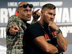 Tyson Fury divides opinion with light-hearted pre-fight press conference