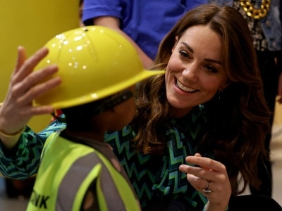 Kate launches national survey on early years development of children