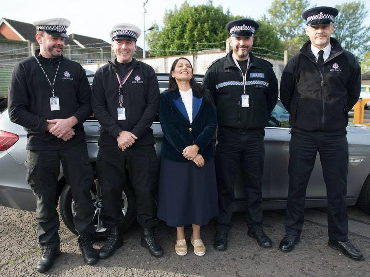 Government announces £15.8 billion fund for policing