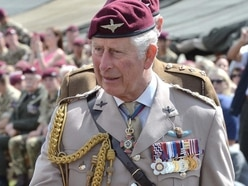 Charles to watch parachutists in Netherlands mark Second World War operation