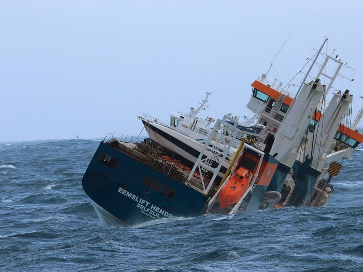 Efforts to salvage stricken cargo ship off Norway postponed for a day