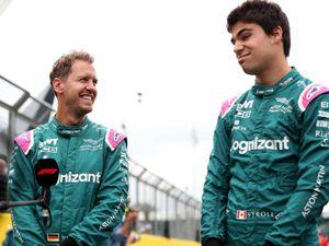 Sebastian Vettel and Lance Stroll retained at Aston Martin for 2022 season