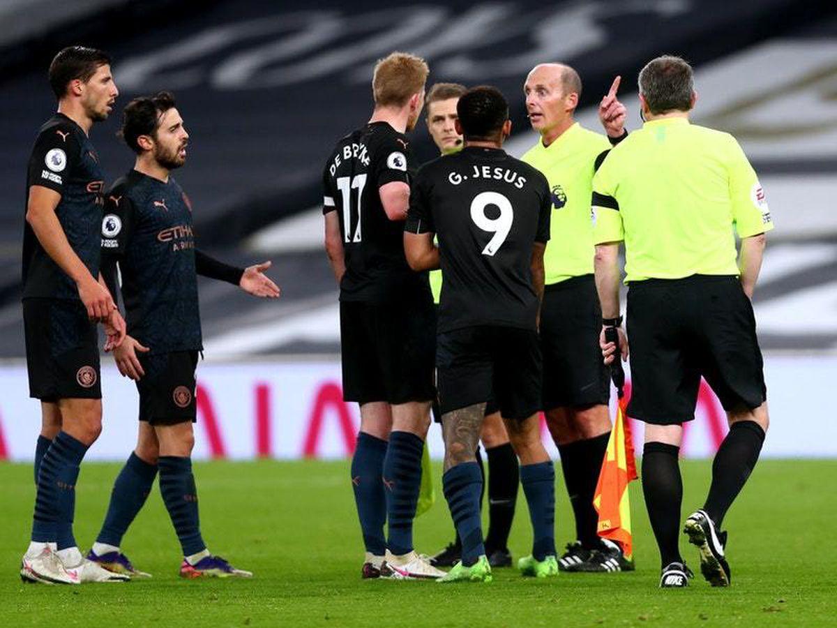 Gabriel Jesus handball and penalty debate – the weekend's VAR incidents