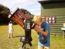 Budding astronomers get dose of sunshine