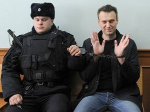 Imprisoned Alexei Navalny receives EU's top human rights prize
