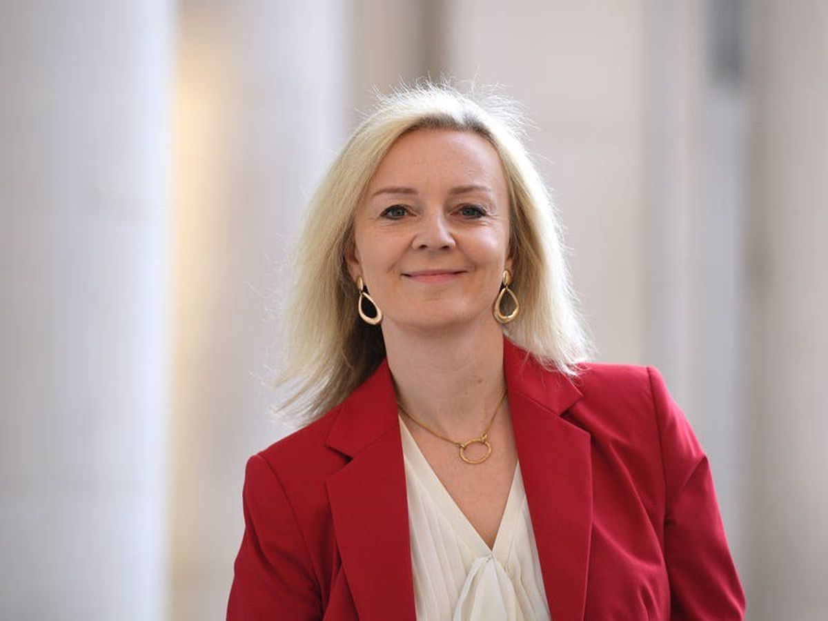 Liz Truss ascends Cabinet ladder to be appointed Foreign Secretary
