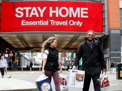 Manchester stars unite in Easter 'stay home' campaign
