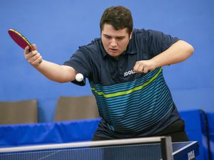 Ben Foss won his third major title of the domestic season with victory in the Lions Spot for Sport tournament. (Picture by Sophie Rabey, 29426316)