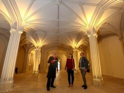 Windsor Castle's Inner Hall opened to visitors for first time in 150 years