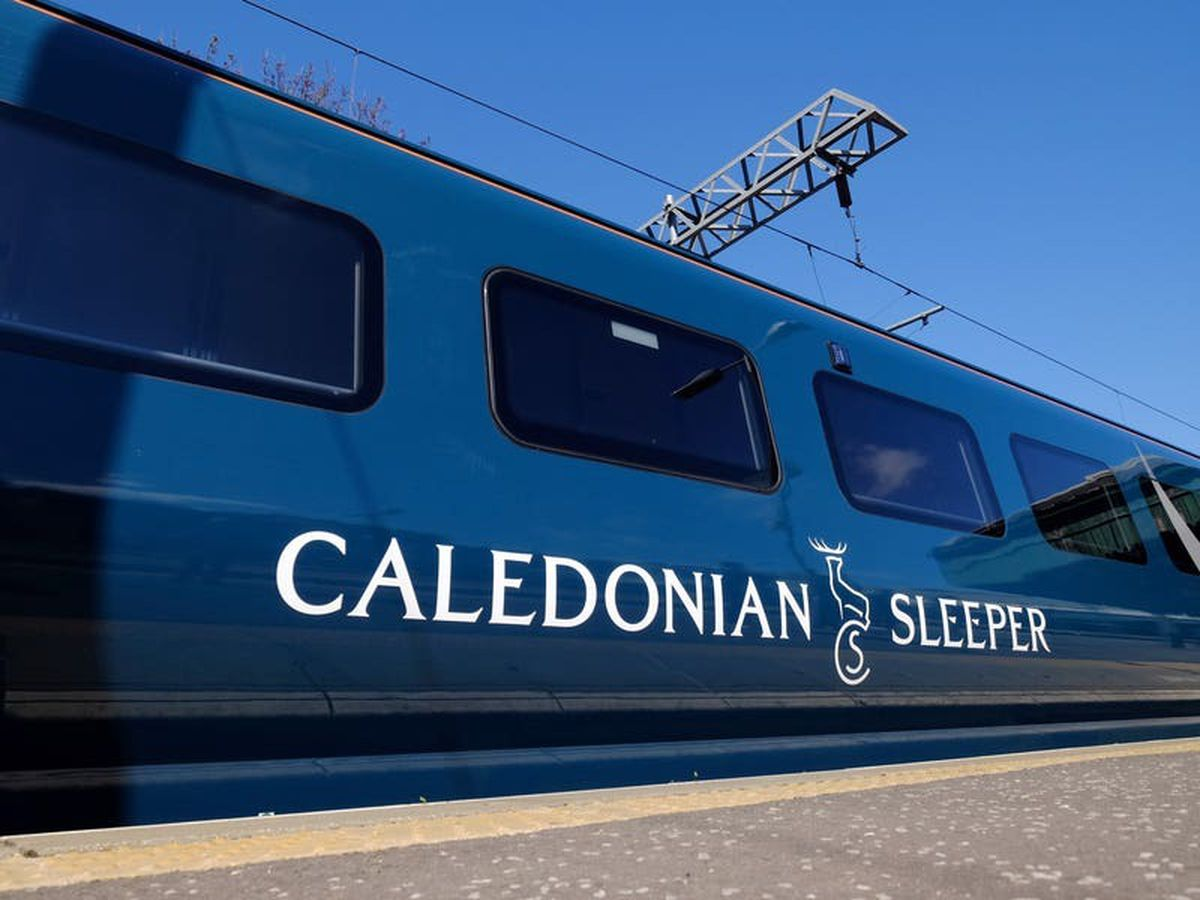 Sleeper train service evacuated after smoke spotted