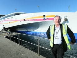 Close your mouth when eating and use some deodorant – Condor's top tips for ferry travel