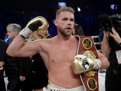 Billy Joe Saunders retains middleweight title with dominant display in Quebec