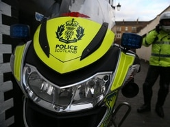 Pensioner who died in Perthshire crash named by police