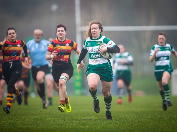 GRL stalwarts step up in a convincing nine-try victory