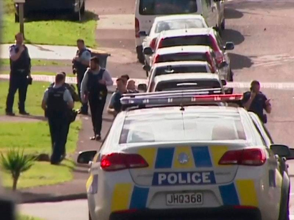 Unarmed NZ cop shot dead during routine traffic stop
