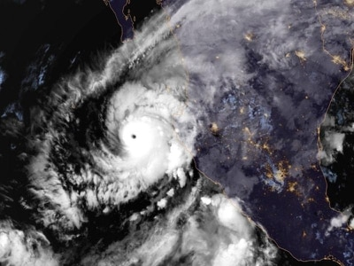 Hurricane Willa downgraded to Category Four, but still dangerous
