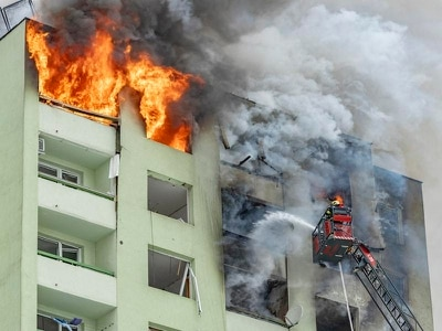 Seven killed in gas blast at apartment complex in Slovakia