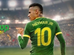 Neymar releases mobile football game featuring himself and his father