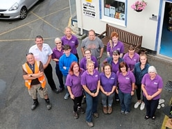 Pride of Guernsey: The GSPCA team
