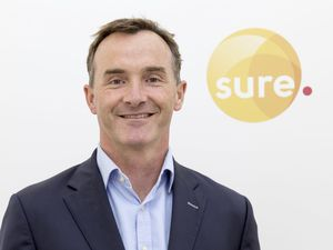 Alistair Beak named acting group CEO of Sure.