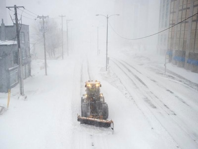 Blizzard prompts state of emergency in Newfoundland capital