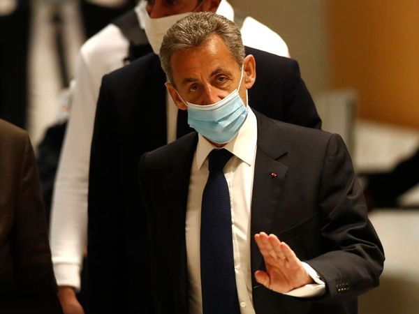 Nicolas Sarkozy convicted of corruption and sentenced to prison