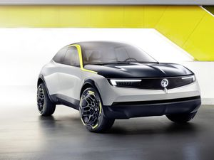 The concept SUV is designed to embody Vauxhall's key values: British, ingenious, progressive and approachable  (22442812)