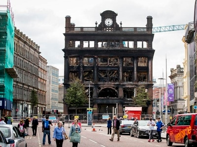 Programme of events planned to help Belfast recover from Primark fire