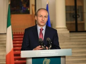 Irish premier 'fervently' hopes Brexit deal will be struck