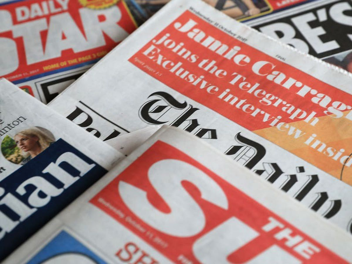 What the papers say – January 20