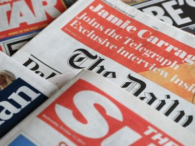 What the papers say – April 23