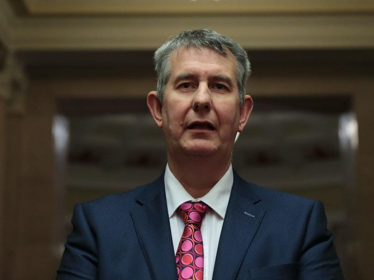 NI border control posts 'almost certainly' not ready in time, Poots says