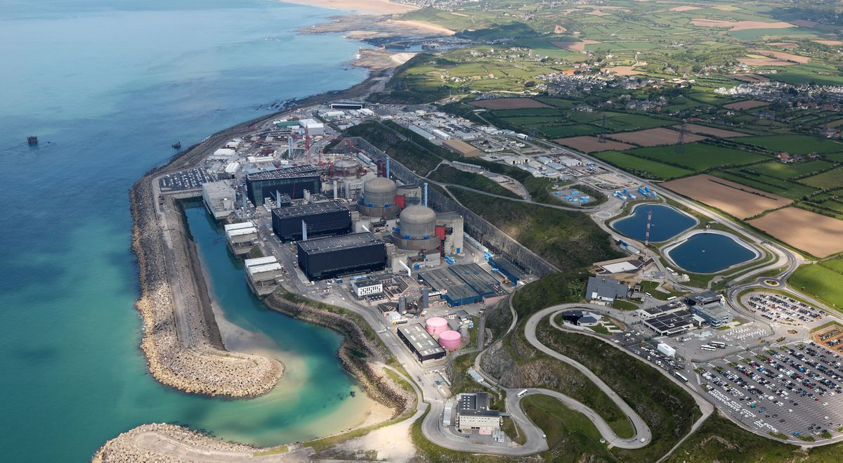 Flamanville is 30 miles from the Guernsey coast and 20 miles from Alderney. French utility EDF said yesterday that the nuclear reactor, which is already behind schedule, may be delayed further by substandard welding.